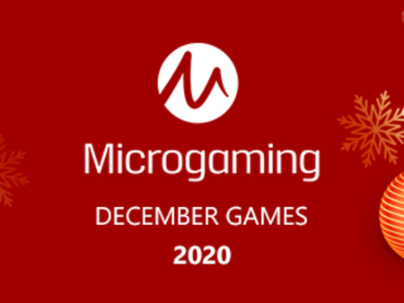 Alchemists, Assassins, Silverbacks, and New Poker Game in Microgaming's December Line-up