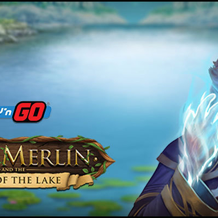 Play'n GO releases 'magical' Lord Merlin and the Lady of the Lake video slot